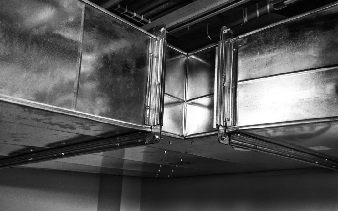 Importance & Benefits Of Commercial Air Duct Cleaning